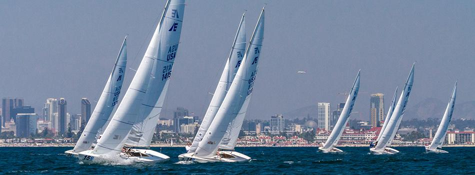 Etchells North Americans 2017